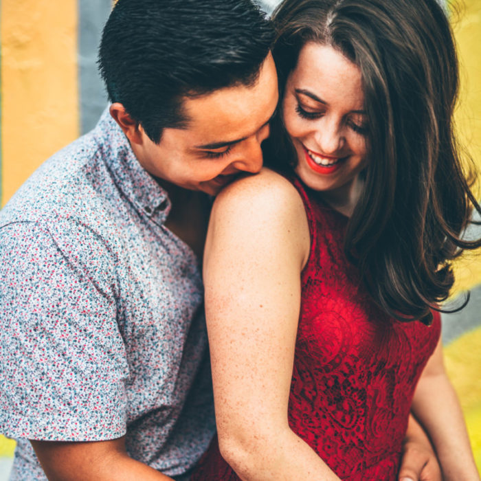 Carlos + Tara // West Palm Beach Engagement // Creative Orlando Wedding Photographers