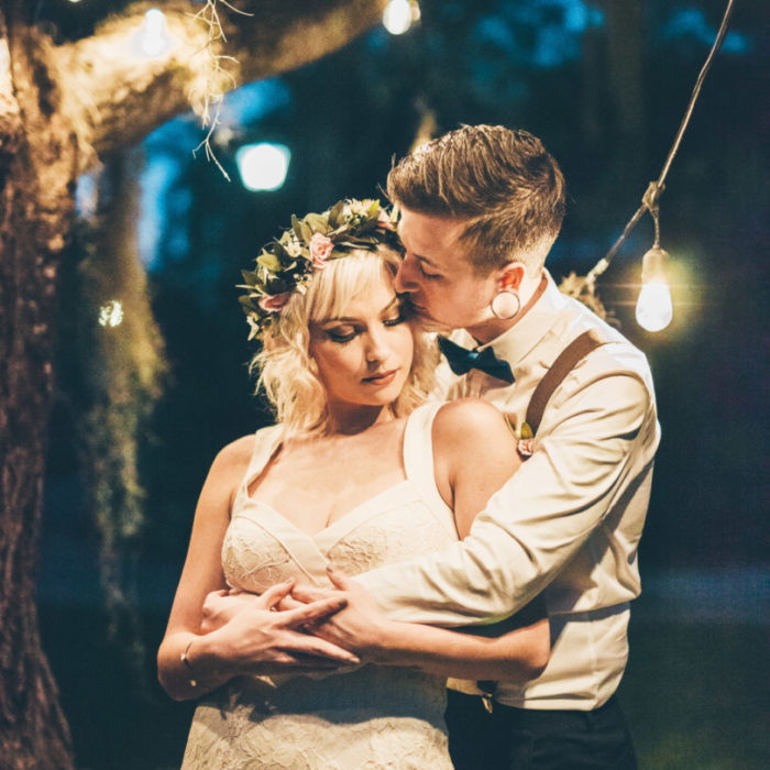 Destiny + Josh // Heathcote Botanical Gardens Elopement // Creative Orlando Wedding Photographers